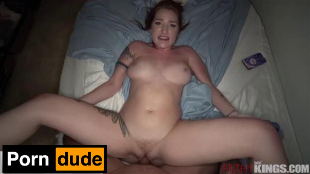 Big Titty Babe Aria Kai Takes Big Dick And Gets Filled Up With Cum - Filthy Kings - Aria Kai