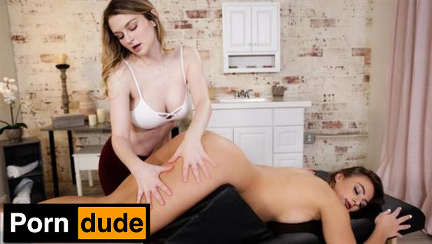 Bolster Madness! - All Girl Massage - Gia Derza And Bunny Colby