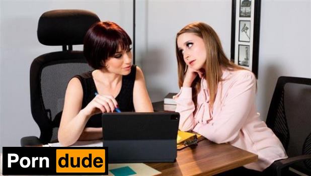 Obsessed Assistant - Girls Way - Laney Grey And Jessica Ryan