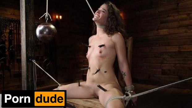 Extreme Torment, Brutal Bondage And Waterboarding! - Hog Tied - Victoria Voxxx