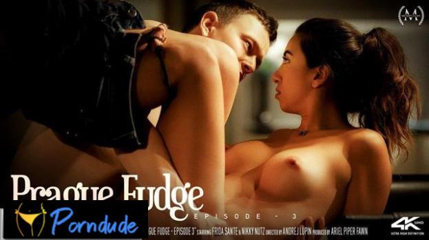 Prague Fudge Episode 3 - Sex Art - Frida Sante