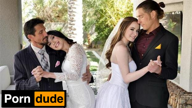 An Orgy Before The Wedding - Daughter Swap - Jasmin Luv And Hazel Moore