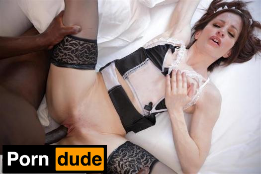 French Maid To Hire # 7 - Hustler - Ava Courcelles