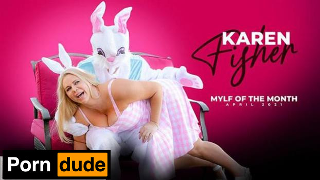 Easter Humping - Mylf Of The Month - Karen Fisher