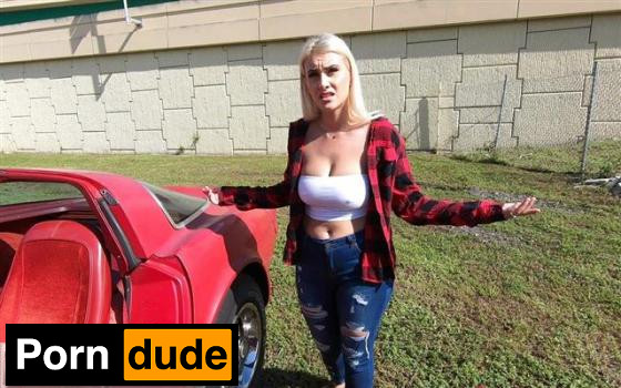 Indica Monroe Gets Her Engine Checked Out - Bang Road Side XXX - Indica Monroe