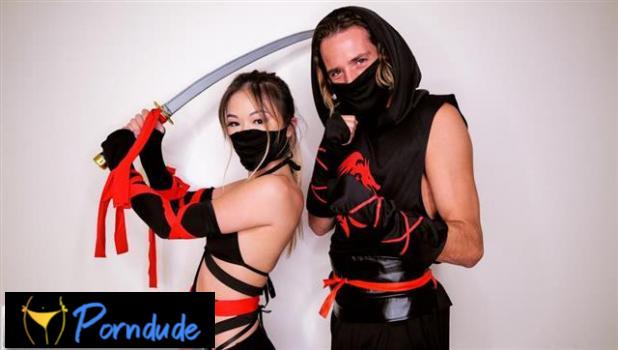 Ninja's Trick - Erotica X - Lulu Chu