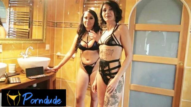 Two Mediterranean Sluts - Jacquie Et Michel TV - Alya And Zarah