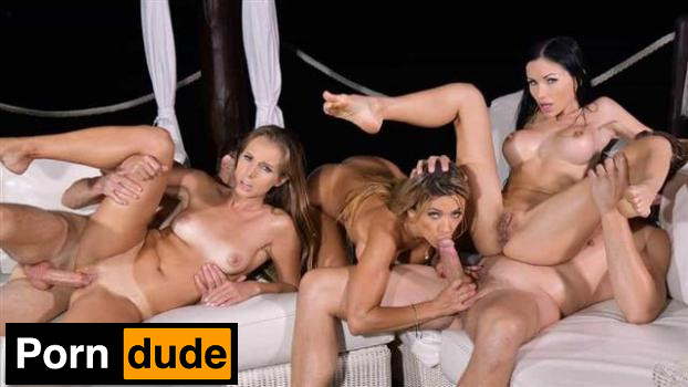 Vixens On Vacation – Part 2 - Hands On Hardcore - Vixens On Vacation - Part 2
