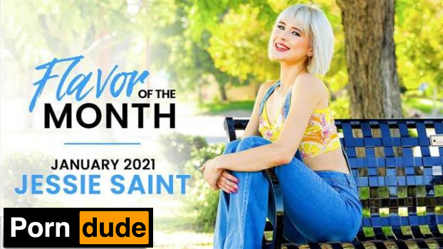 January 2021 Flavor Of The Month Jessie Saint – S1 E5 - Step Siblings Caught - Jessie Saint