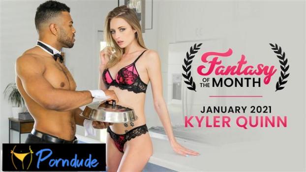 January 2021 Fantasy Of The Month – S1 E7 - Nubile Films - Kyler Quinn