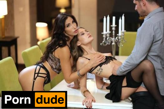 Sinful After Hours - Dorcel Club - Clea Gaultier And Tiffany Tatum