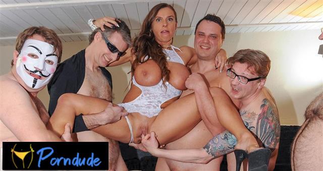 Sexi Susi Hardcore Group Fucked - Group Banged - Sexy Susi