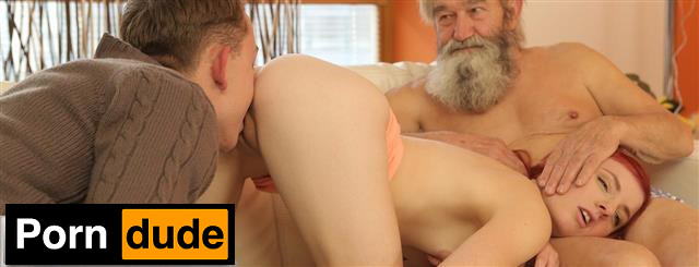 Unexpected Experience With An Older Gentleman - Daddy 4K - Vanessa Shelby