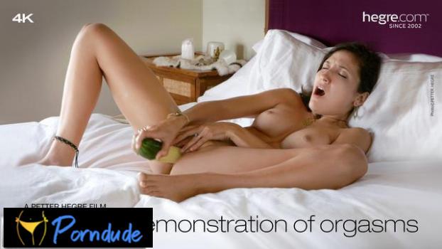 Demonstration Of Orgasms - Hegre - Serena L