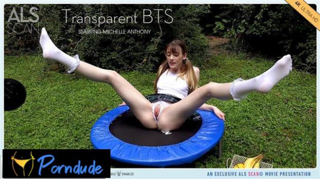 Transparent Bts - ALS Scan - Michelle Anthony