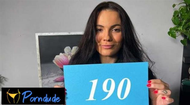 Sexy Czech Milf Shows Off Her Sexual Skills – E190 - Czech Sex Casting - Vanessa Decker