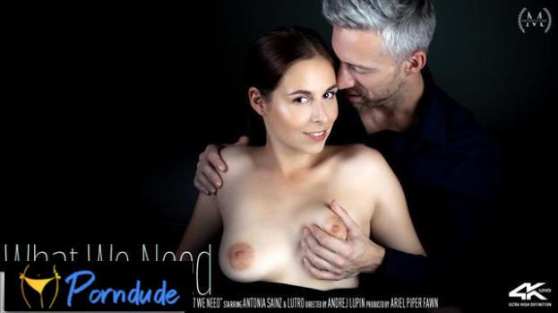 What We Need - Sex Art - Antonia Sainz