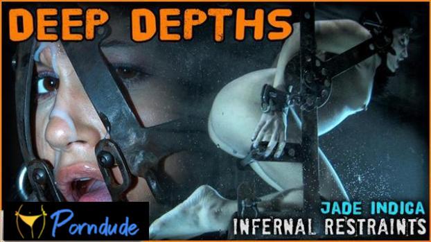 Deep Depths - Infernal Restraints - Jade Indica