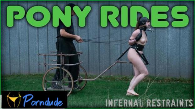 Pony Rides - Infernal Restraints - Anna Rose