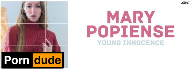 Young Innocence - Fitting-Room - Mary Popiense