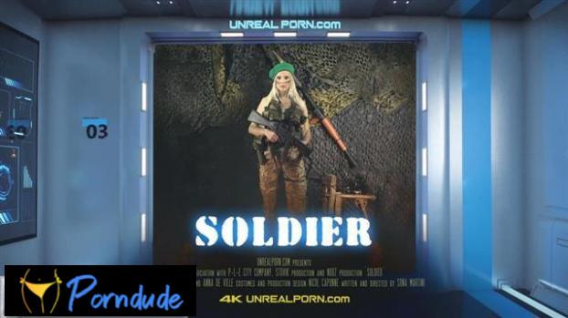 E06 Soldier - Unreal Porn - E06 Soldier