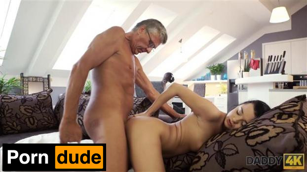 What Would You Prefer – Computer Or Your Girlfriend? And She? - Daddy 4K - Erica Black