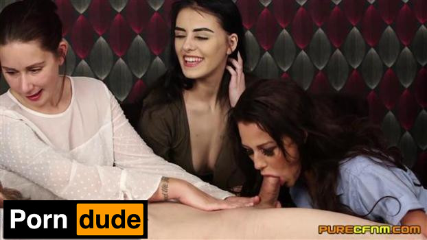 Conference Call Mistake - Pure CFNM - Belle Ohara, Jordanna Foxx And Shay London