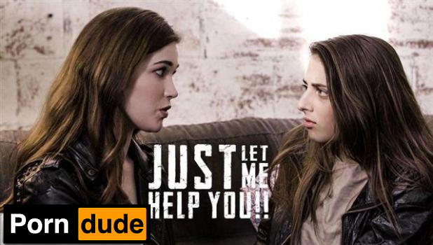 Just Let Me Help You!! - Pure Taboo - Gia Derza And Evelyn Claire