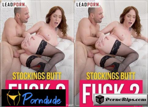 Stockings Butt Fuck # 2 - Stockings Butt Fuck # 2