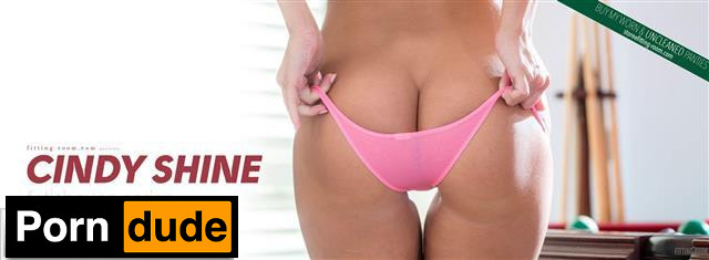 Perverted Fetishist - Fitting-Room - Cindy Shine
