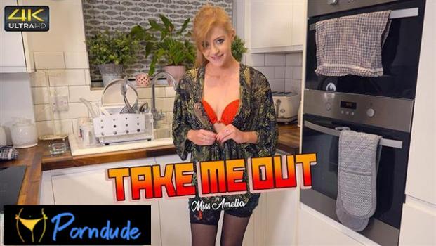 Take Me Out - Wank It Now - Miss Amelia