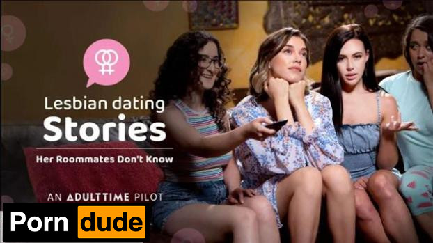Her Roommates Don't Know - Adult Time - Whitney Wright And Anny Aurora
